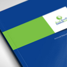 Dana Gas Annual Report Design